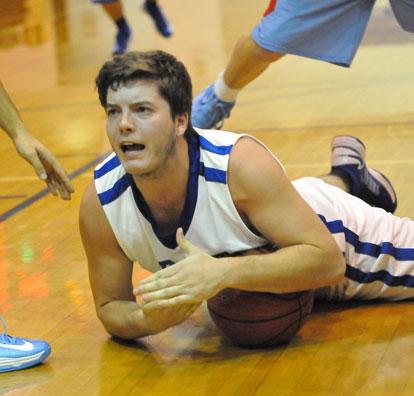 Zach Cambron (Photo by Kevin Nagle)