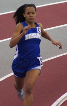 All-State sophomore Melinda Murdock