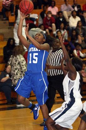 Jayla Anderson (15) (Photo by Rick Nation)
