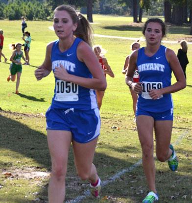 Lauren Ackley and Rachel Curtis