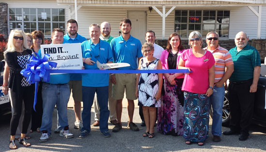 Landers Auto Sales >> Ribbon Cutting Landers Auto Sales Of Bryant Bryant Daily